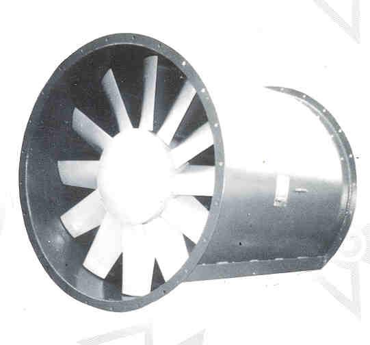 ventilador turbo