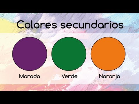 colores secundarios