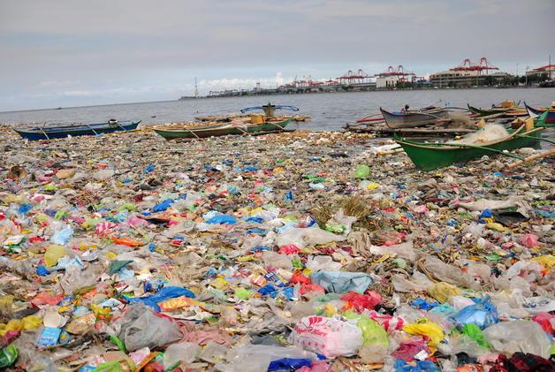 contaminación del agua con quimicos