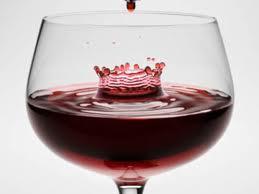 copa para vino tinto