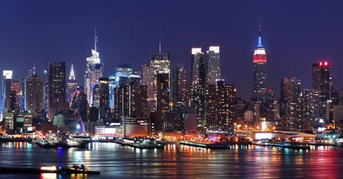 new york paisaje urbano